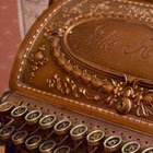 Cash register from the Lark's Hotel